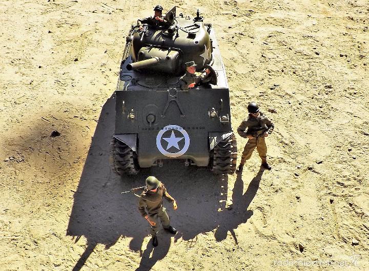 Figuras de acción: Dragon Models 1:6 Carro de combate Sherman - Foto 8 - 61124247