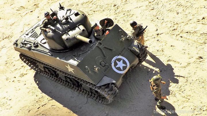 Figuras de acción: Dragon Models 1:6 Carro de combate Sherman - Foto 9 - 61124247