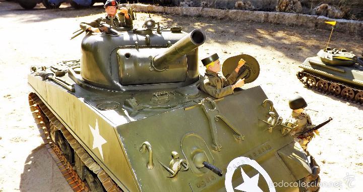Figuras de acción: Dragon Models 1:6 Carro de combate Sherman - Foto 10 - 61124247