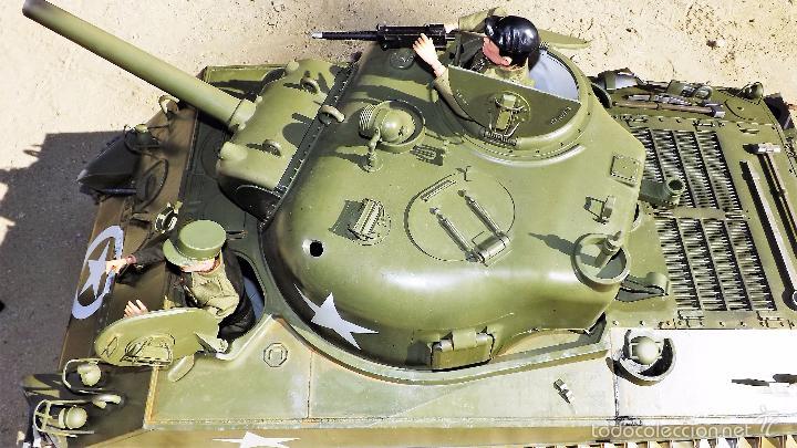 Figuras de acción: Dragon Models 1:6 Carro de combate Sherman - Foto 11 - 61124247