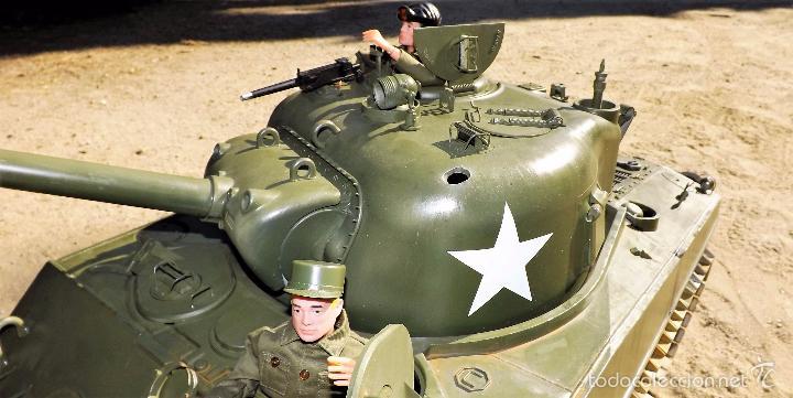 Figuras de acción: Dragon Models 1:6 Carro de combate Sherman - Foto 13 - 61124247