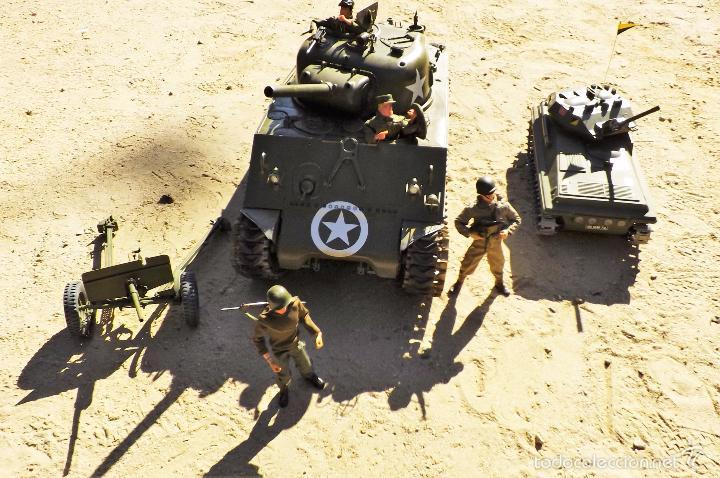 Figuras de acción: Dragon Models 1:6 Carro de combate Sherman - Foto 17 - 61124247