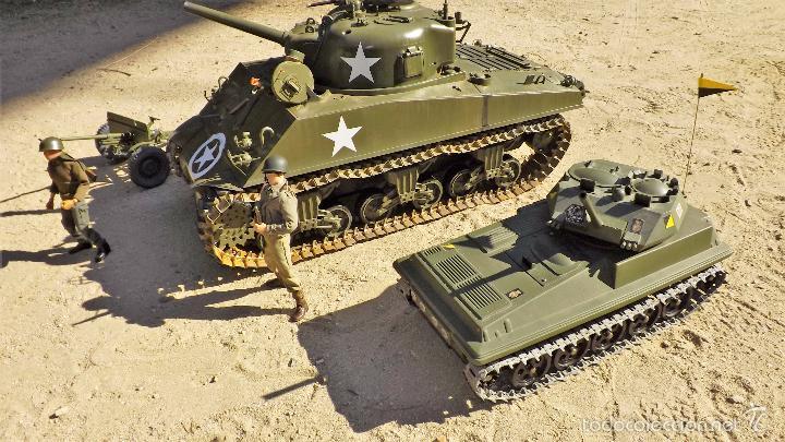 Figuras de acción: Dragon Models 1:6 Carro de combate Sherman - Foto 19 - 61124247