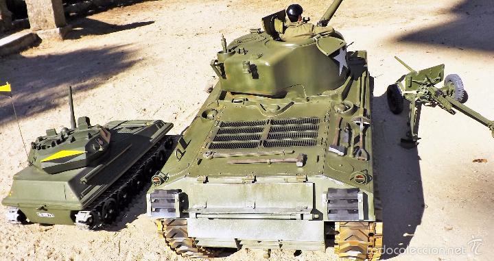 Figuras de acción: Dragon Models 1:6 Carro de combate Sherman - Foto 2 - 61124247