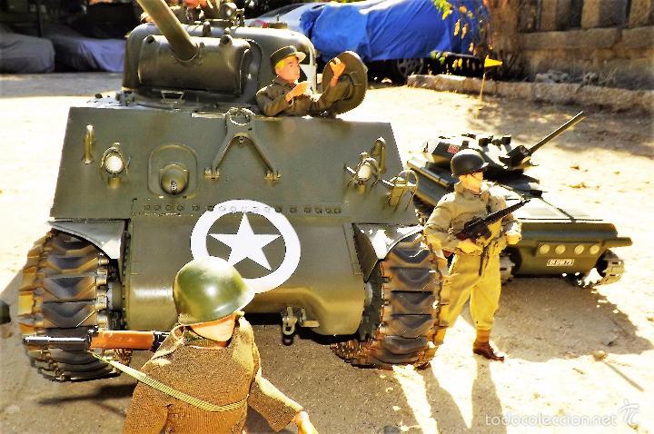 Figuras de acción: Dragon Models 1:6 Carro de combate Sherman - Foto 23 - 61124247