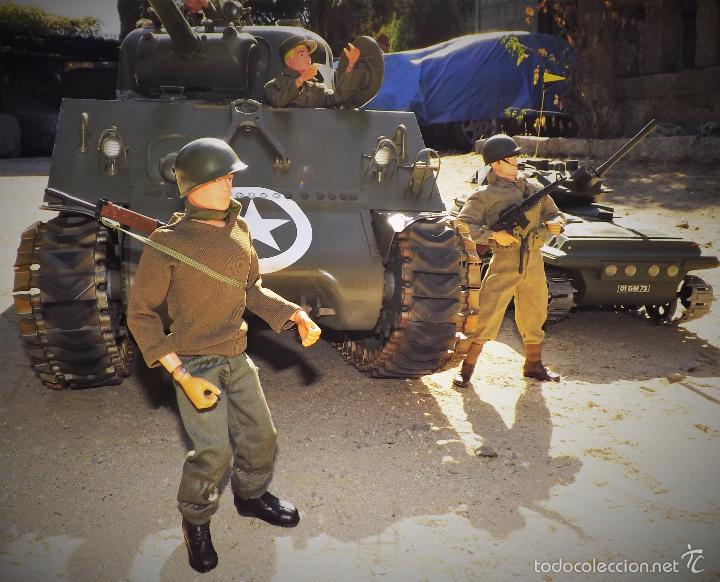 Figuras de acción: Dragon Models 1:6 Carro de combate Sherman - Foto 24 - 61124247
