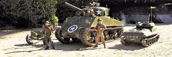 Figuras de acción: Dragon Models 1:6 Carro de combate Sherman - Foto 25 - 61124247