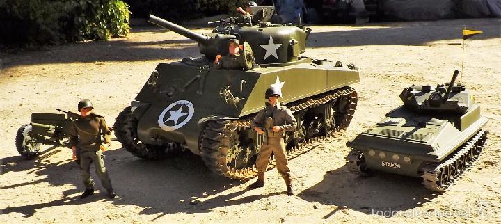 Figuras de acción: Dragon Models 1:6 Carro de combate Sherman - Foto 26 - 61124247