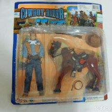 Figuras de acción: COWBOY RIDER.. Lote 61548436