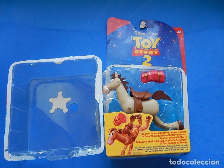 Figuras de acción: Toy Story 2. Bullseye Caballo Salvaje. - Foto 2 - 61641600