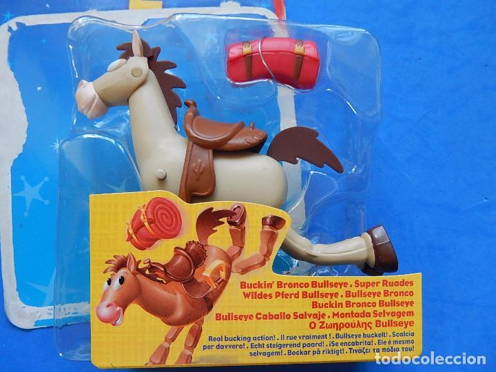 Figuras de acción: Toy Story 2. Bullseye Caballo Salvaje. - Foto 4 - 61641600