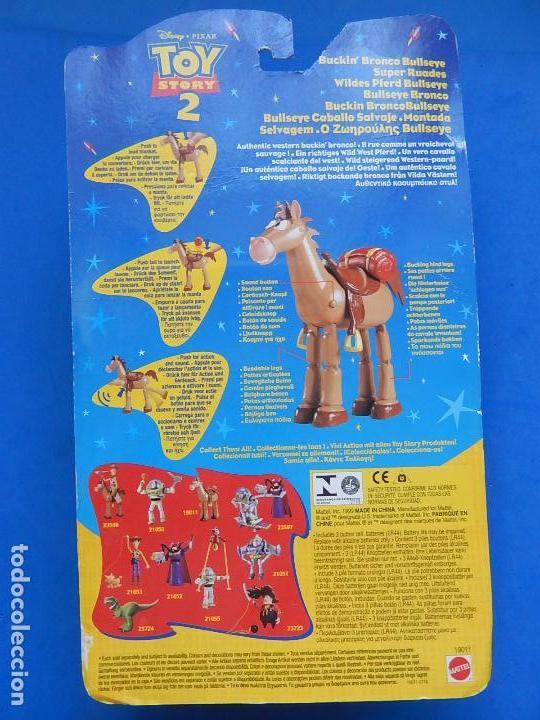 Figuras de acción: Toy Story 2. Bullseye Caballo Salvaje. - Foto 5 - 61641600