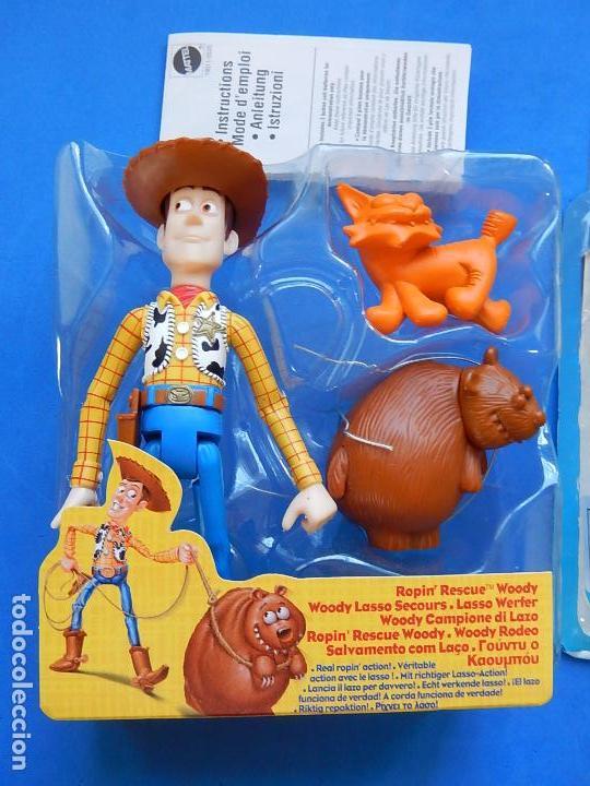 Figuras de acción: Toy Story 2. Woody Rodeo - Foto 2 - 61642220