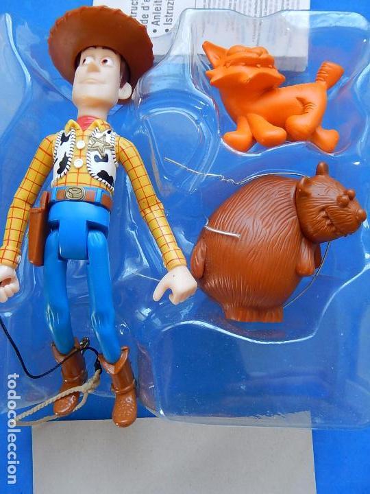 Figuras de acción: Toy Story 2. Woody Rodeo - Foto 3 - 61642220