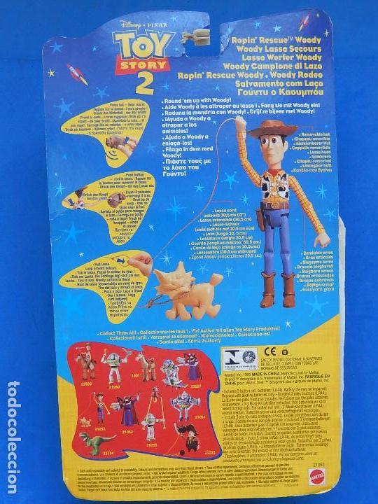 Figuras de acción: Toy Story 2. Woody Rodeo - Foto 4 - 61642220