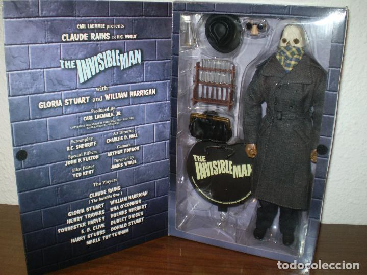 El hombre invisible [The Invisible Man]