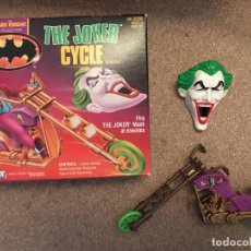 Figuras de acción: THE JOKER CYCLE VEHICLE. Lote 62253240