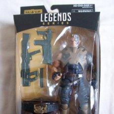 Figuras de acción: MARVEL LEGENDS CABLE JUGGERNAUT SERIES EN BLISTER.. Lote 138887421