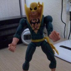 Figuras de acción: IRON FIST PUÑO DE HIERRO MARVEL LEGENDS.. Lote 64394603
