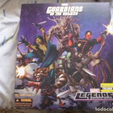 Figuras de acción: GUARDIANES DE LA GALAXIA FIVE PACK MARVEL LEGENDS EN CAJA.. Lote 64396943