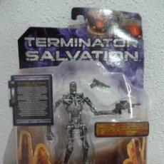 Figuras de acción: FIGURA TERMINATOR SALVATION ENDOSQUELETO T-R.I.P.. Lote 64444527