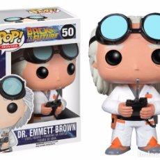 Figuras de acción: POP! MOVIES - DR. EMMETT BROWN - FUNKO. Lote 64453715