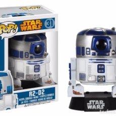 Figuras de acción: POP! MOVIES - R2-D2 - FUNKO. Lote 64454211
