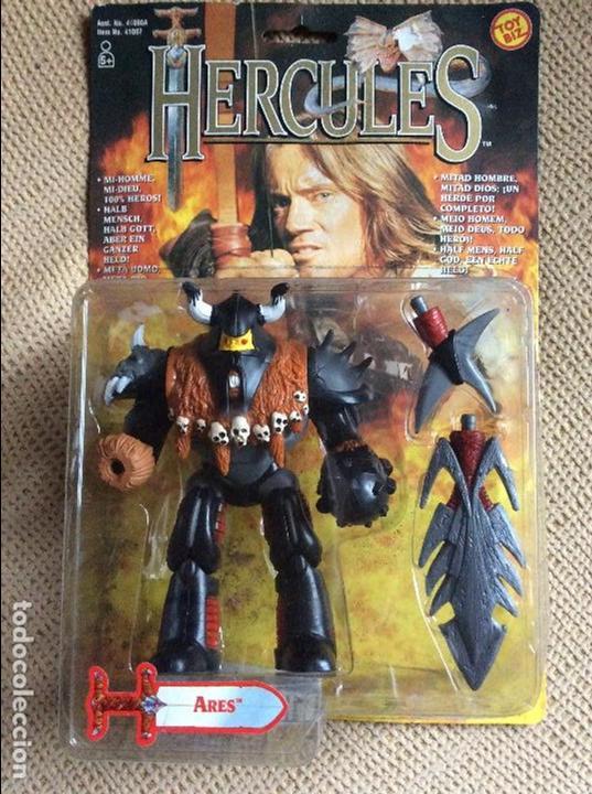 Ares Figura Hercules Toy Biz De Bandai 1996 Kaufen Andere