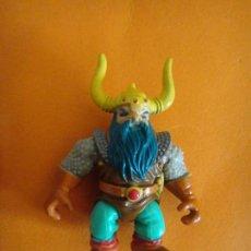Figuras de acción: FIGURA ADVANCED DUNGEONS & DRAGONS ELKHORN GOOD DWARF - DRAGONES Y MAZMORRAS - 1983 LJN . . Lote 66731730