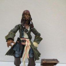 Figuras de acción: FIGURA DEL CAPITAN JACK SPARROW - PIRATAS DEL CARIBE- DISNEY. Lote 67192461