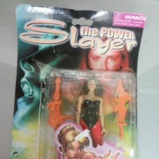 Figuras de acción: FIGURA THE POWER SLAYER BLISTER ORIGINAL. Lote 67405271