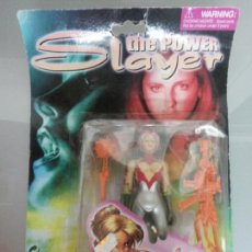 Figuras de acción: FIGURA THE POWER SLAYER BLISTER ORIGINAL. Lote 67405527