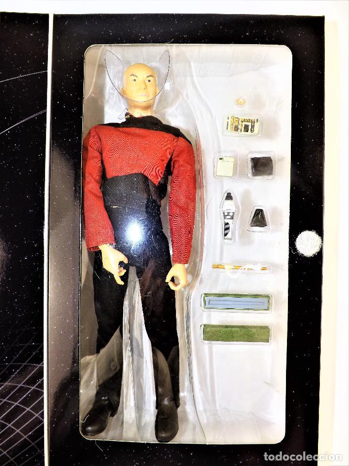 Figuras de acción: Dragon Models Star Trek Captain Picard. - Foto 2 - 195226083