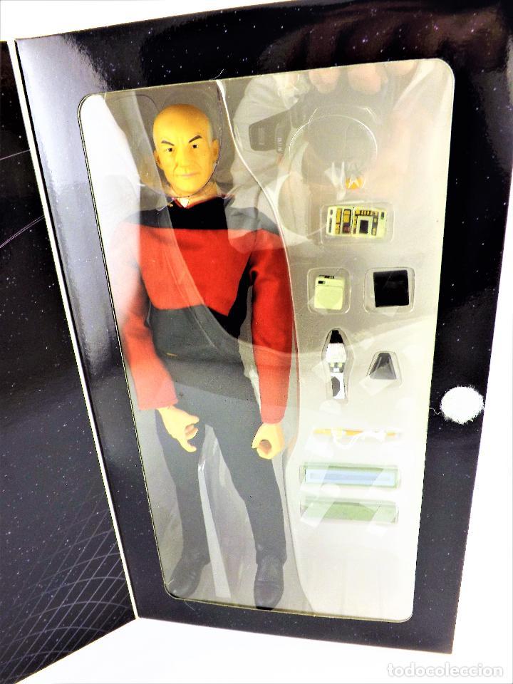 Figuras de acción: Dragon Models Star Trek Captain Picard. - Foto 3 - 195226083