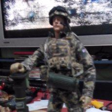 Figuras de acción: HM ARMED FORCES.SOLDADO TIPO MADELMAN.GEYPERMAN,LEE DESCRIPCION, COMO SE VE. Lote 70315913