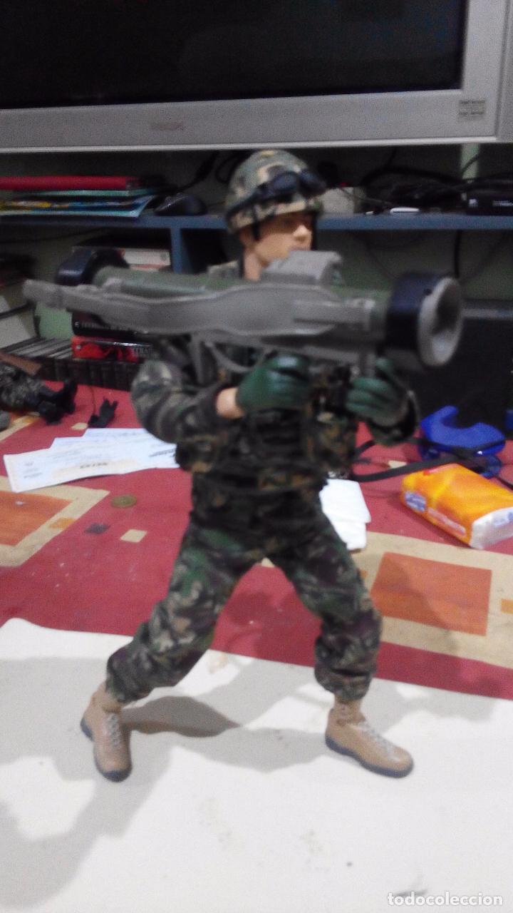 HM ARMED FORCES.SOLDADO, LEE DESCRIPCION, COMO SE VE (Juguetes - Figuras de Acción - Otras Figuras de Acción)
