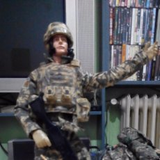 Figuras de acción: HM ARMED FORCES.SOLDADO TIPO MADELMAN.GEYPERMAN,LEE DESCRIPCION, COMO SE VE. Lote 70316381