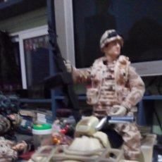 Figuras de acción: HM ARMED FORCES.QUAD+SOLDADO TIPO MADELMAN.GEYPERMAN,LEE DESCRIPCION, COMO SE VE. Lote 70317405
