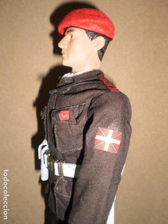 Figuras de acción: CUSTOM DRAGON CABO DE LA ERTZAINTZA POLICIA AUTONOMA VASCA ESCALA 1/6 - Foto 5 - 71603991