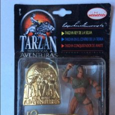 Figuras de acción: TARZAN FASTASTICAS AVENTURAS BIZAK . Lote 73518871