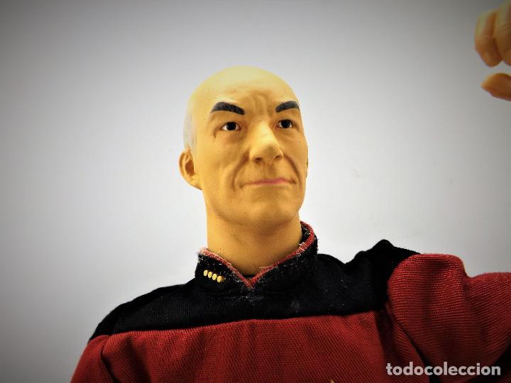 Figuras de acción: Dragon Models Star Trek Captain Picard. - Foto 8 - 195226083