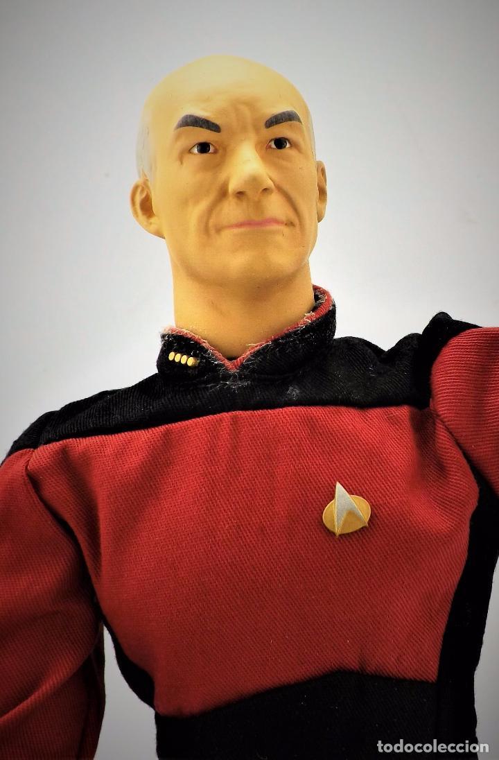 Figuras de acción: Dragon Models Star Trek Captain Picard. - Foto 9 - 195226083