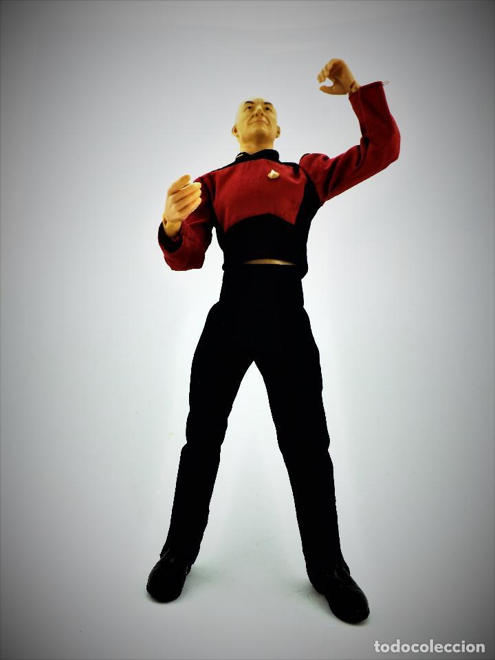Figuras de acción: Dragon Models Star Trek Captain Picard. - Foto 10 - 195226083