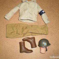 Figuras de acción: DRAGON UNIFORME POLICIA MILITAR USA ESCALA 1/6. Lote 75572691
