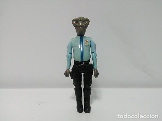 FIGURA DEL CAPITÁN PODLY DE LA SERIE BRIGADA ESPACIAL (SPACE PRECINT) -1994 (Juguetes - Figuras de Acción - Otras Figuras de Acción)
