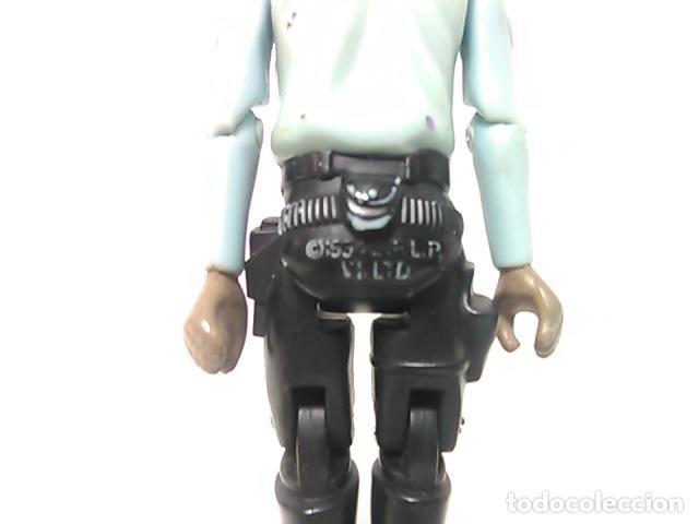 Figuras de acción: Figura del Capitán Podly de la serie Brigada Espacial (Space Precint) -1994 - Foto 5 - 75956291