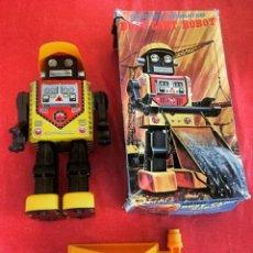 Figuras de acción: HORIKAWA ROBOT BUSY CART. Lote 76733111