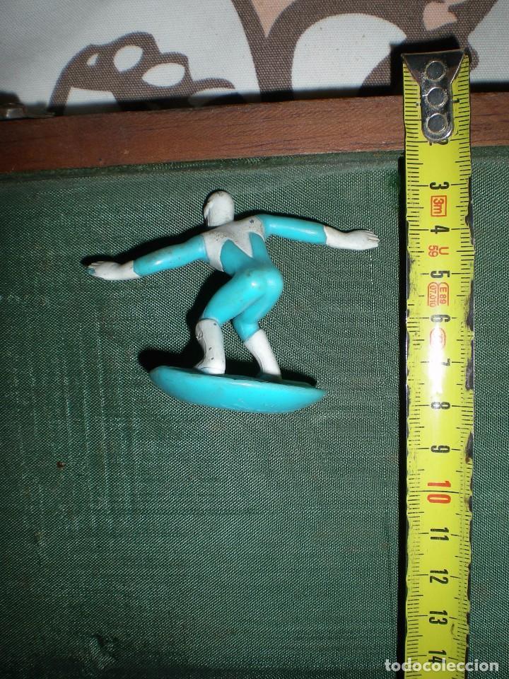 Figuras de acción: pequeña figura accion tentetieso héroe de película de dibujos - Foto 2 - 77817593