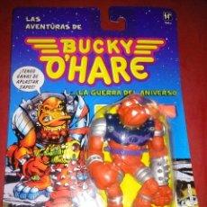 Figuras de acción: FIGURA BABUINO DE LA SERIE BUCKY O'HARE NUEVA EN SU BLISTER A ESTRENAR*. Lote 97397364