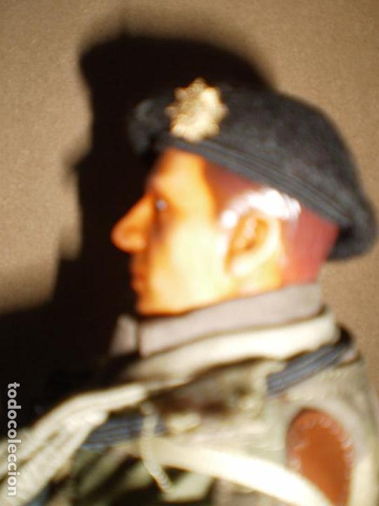 Figuras de acción: DRAGON COMANDANTE DE CARROS BRITANICO ESCALA 1/6 - Foto 11 - 79061445